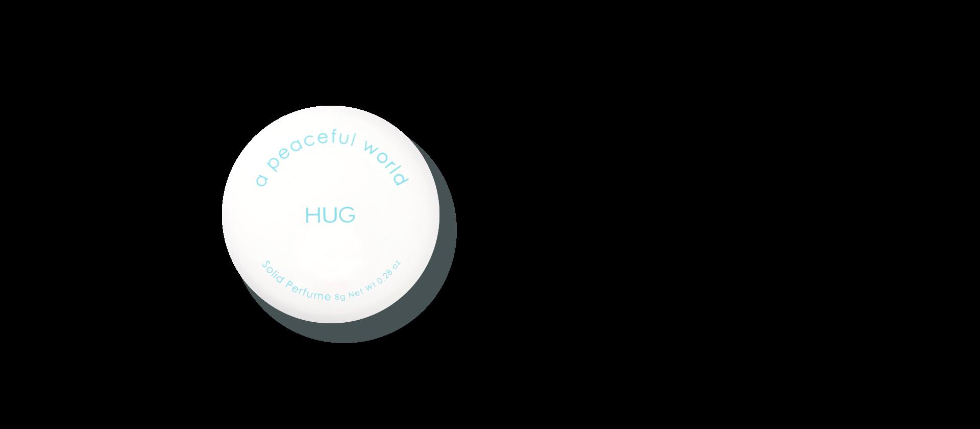 a peaceful world HUG